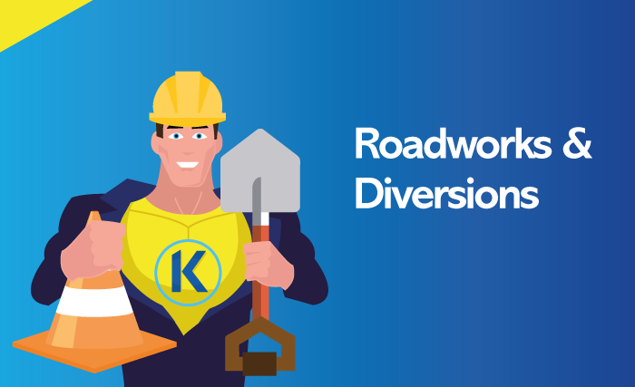 From Monday 25 June until mid September, Ashby Road in Kegworth will be closed.